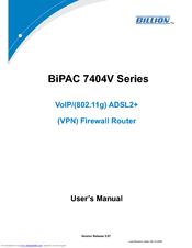 billion bipac 8700vaxl-1600 manual