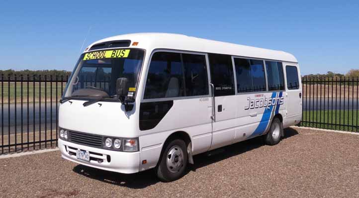 toyota coaster bus service manual
