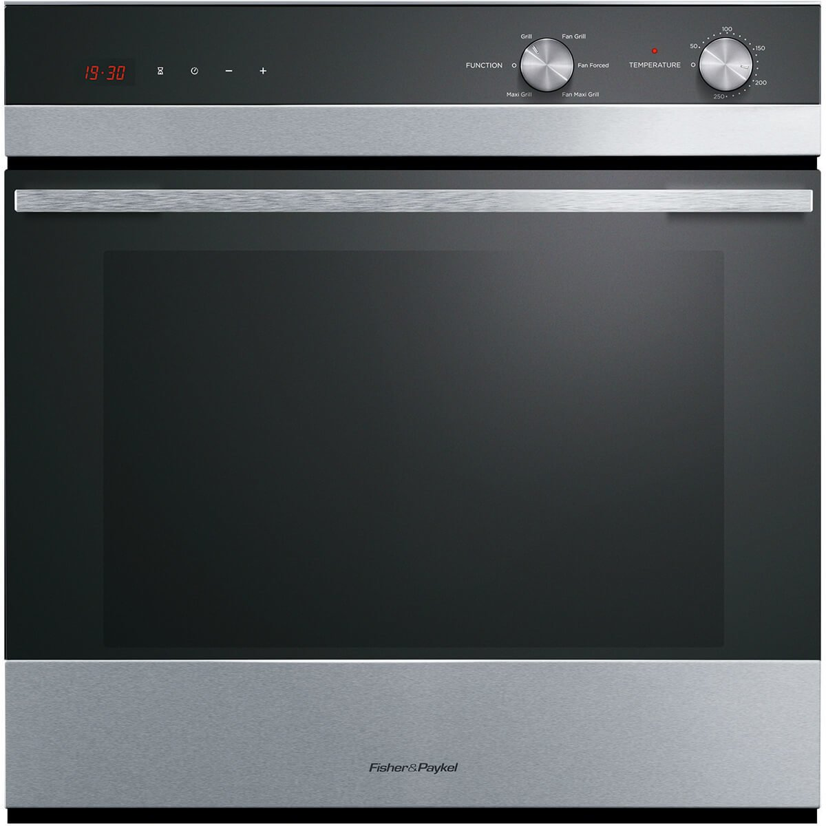 fisher and paykel oven ob60nc sc manual
