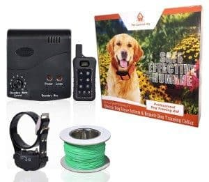 petsafe rechargeable in-ground fence manual