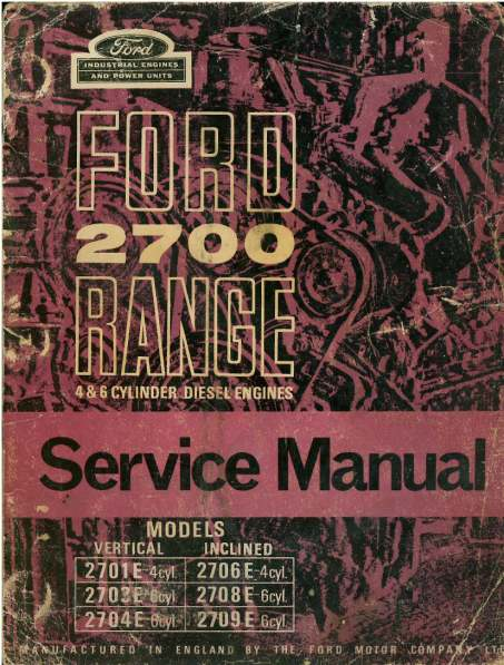 can i buy a service manual from dealer