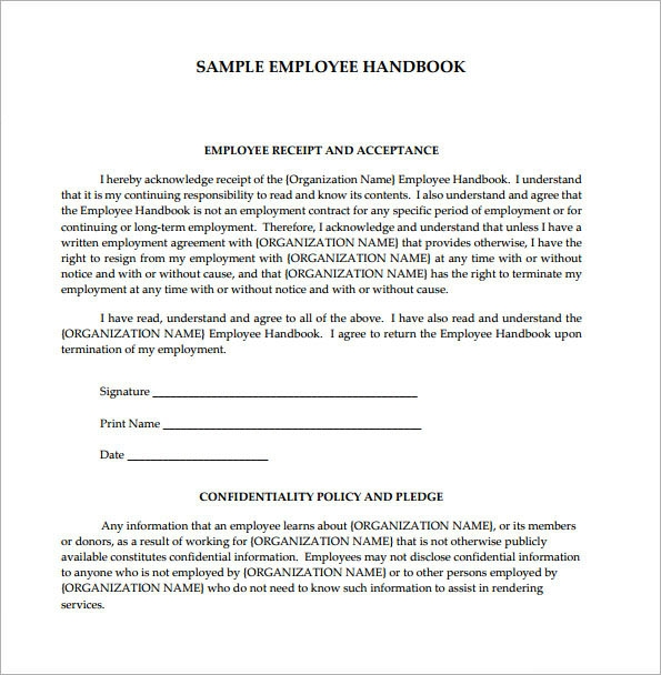 how to create an employee training manual