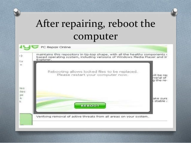 how to repair corrupt files manually windows 10