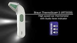 braun 6022 ear thermometer manual