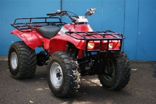 1988 honda fourtrax 250 manual