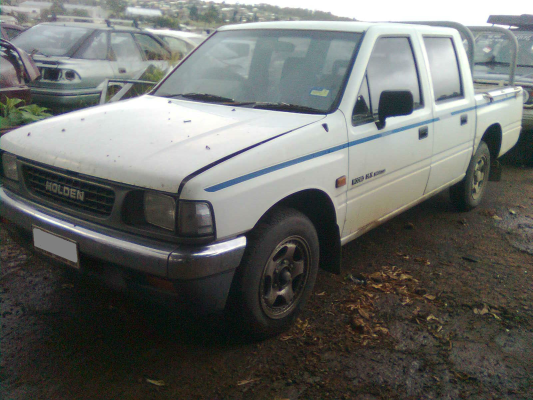 1999 holden rodeo dx tf r9 manual 4x4