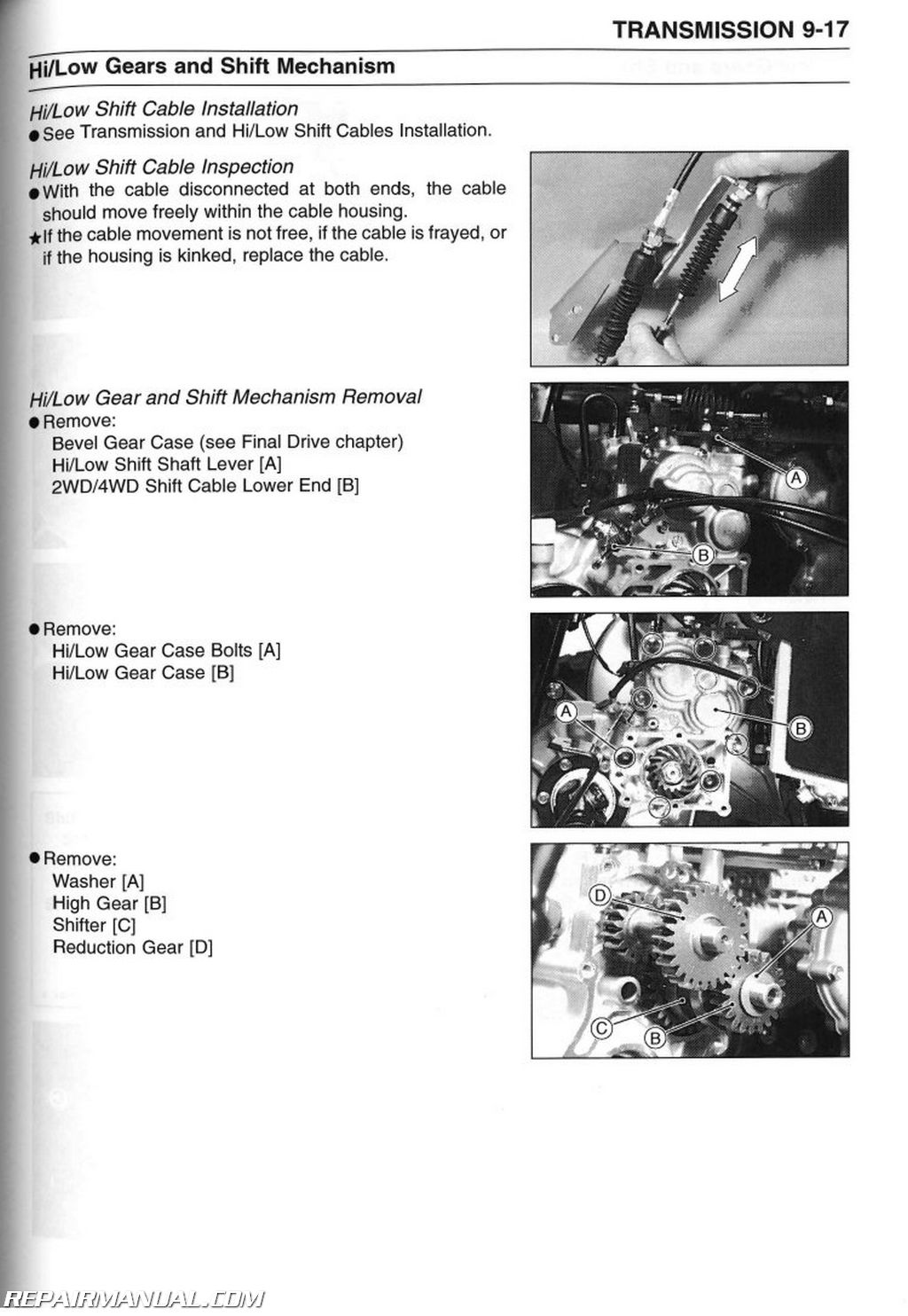 2001 indian motorcycle service manual