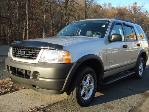 2003 ford explorer workshop manual pdf