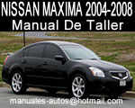 2006 nissan maxima repair manual