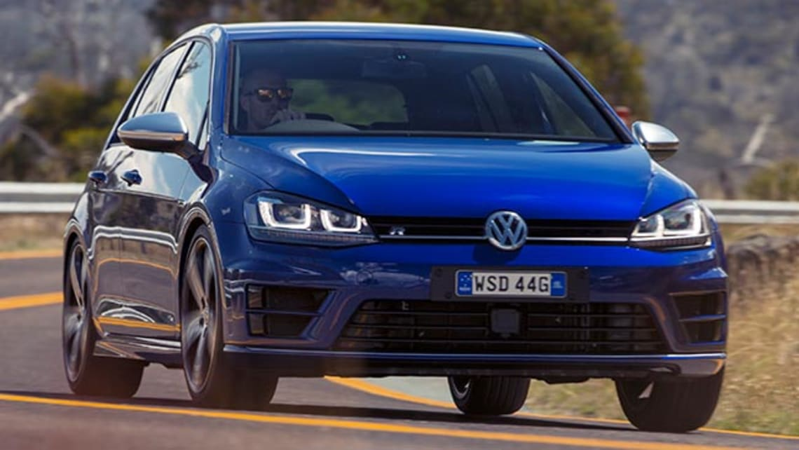 2014 golf r manual review