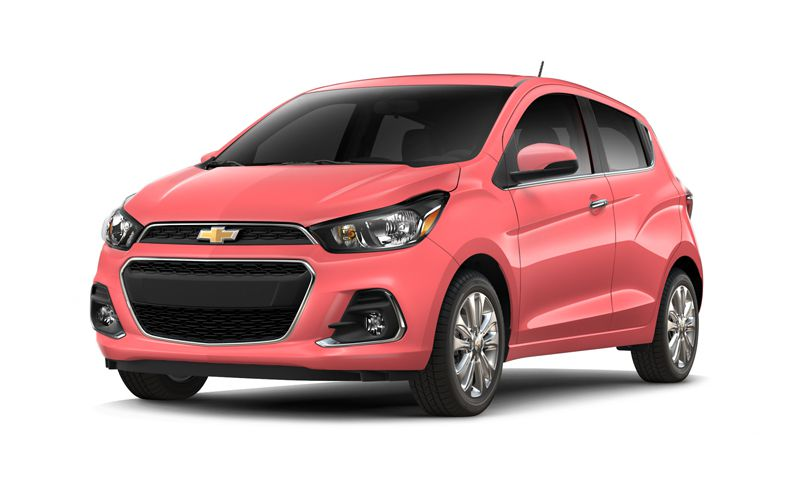 2018 chevy spark manual transmission