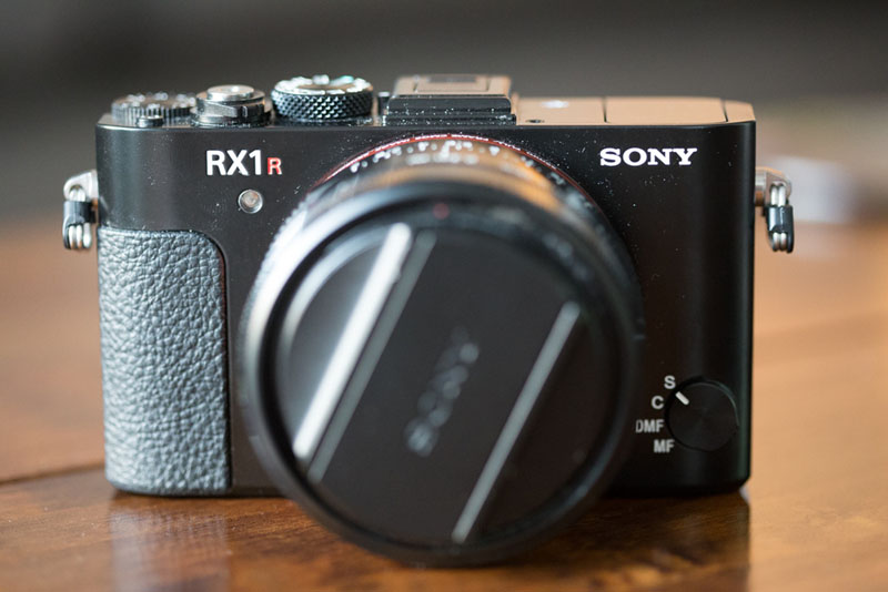 sony rx100 manual focus assist