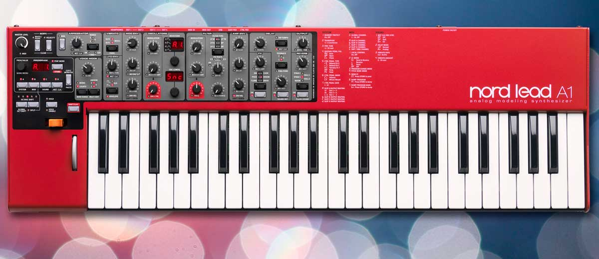 nord electro 4 sw73 manual