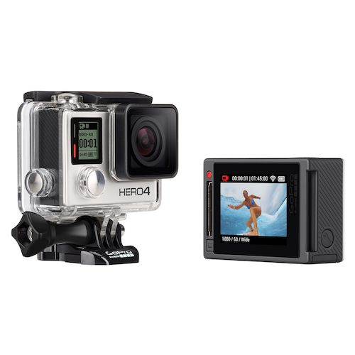 insruction manual for go pro hero4 silver