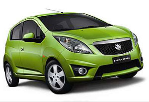 holden barina 2010 owners manual
