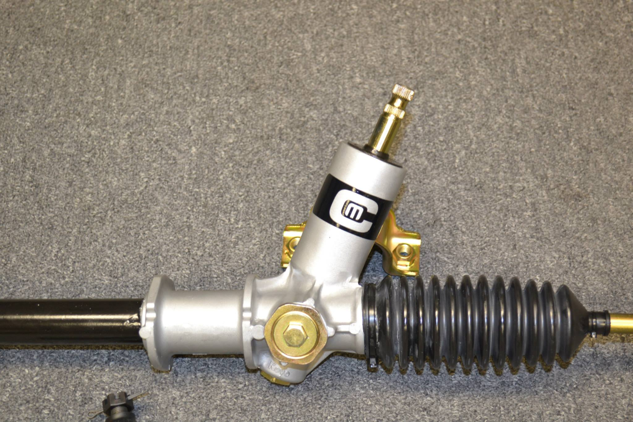 celsior manual steering rack conversion