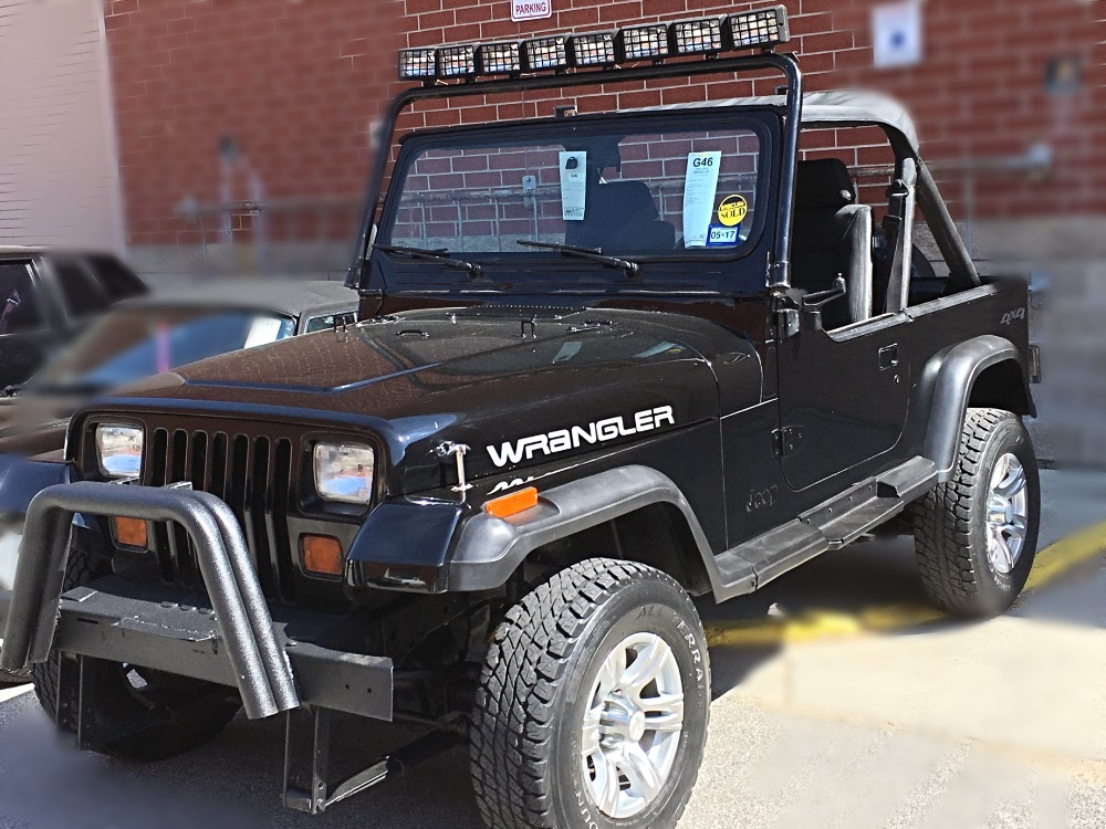 jeep wrangler shop manual online