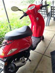 owners manual scooter milan ii