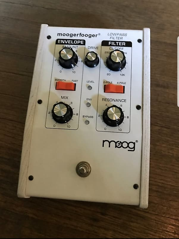 moogerfooger low pass filter manual