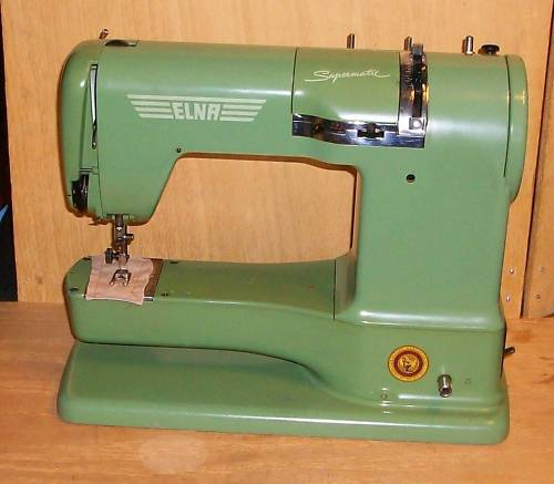 elna sewing machine manual supermatic