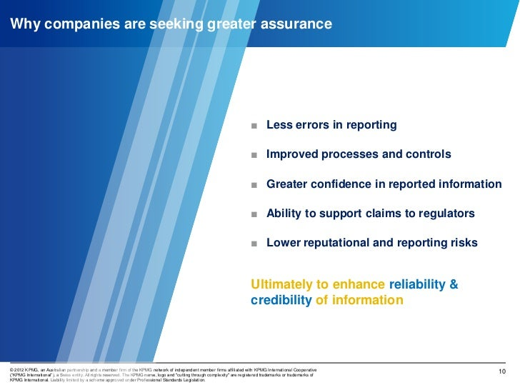 kpmg ethics and independence manual
