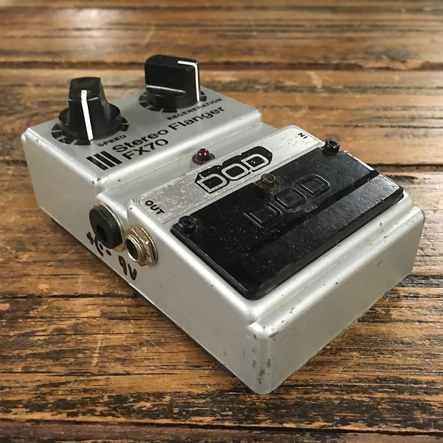 dod fx 90 delay manual