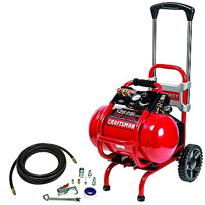 craftsman 15 gallon air compressor manual