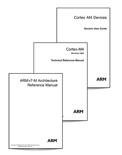 arm v7-m architecture reference manual