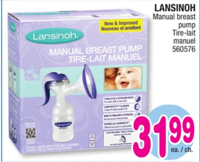 how to use manual breast pump lansinoh