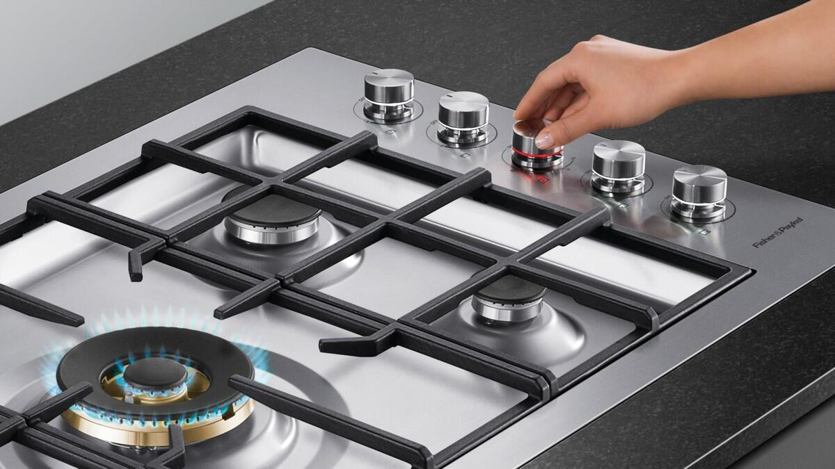 fisher paykel 5 burner gas cooktop fish manual