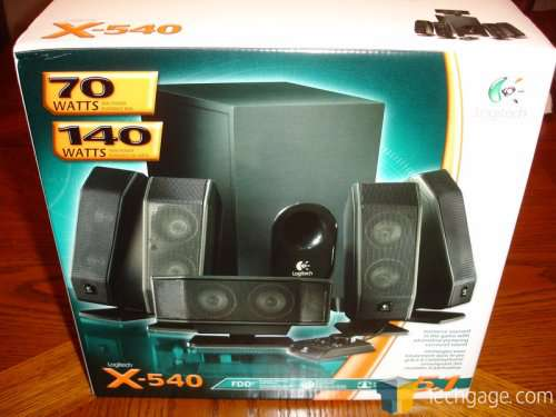 logitech surround sound z506 manual