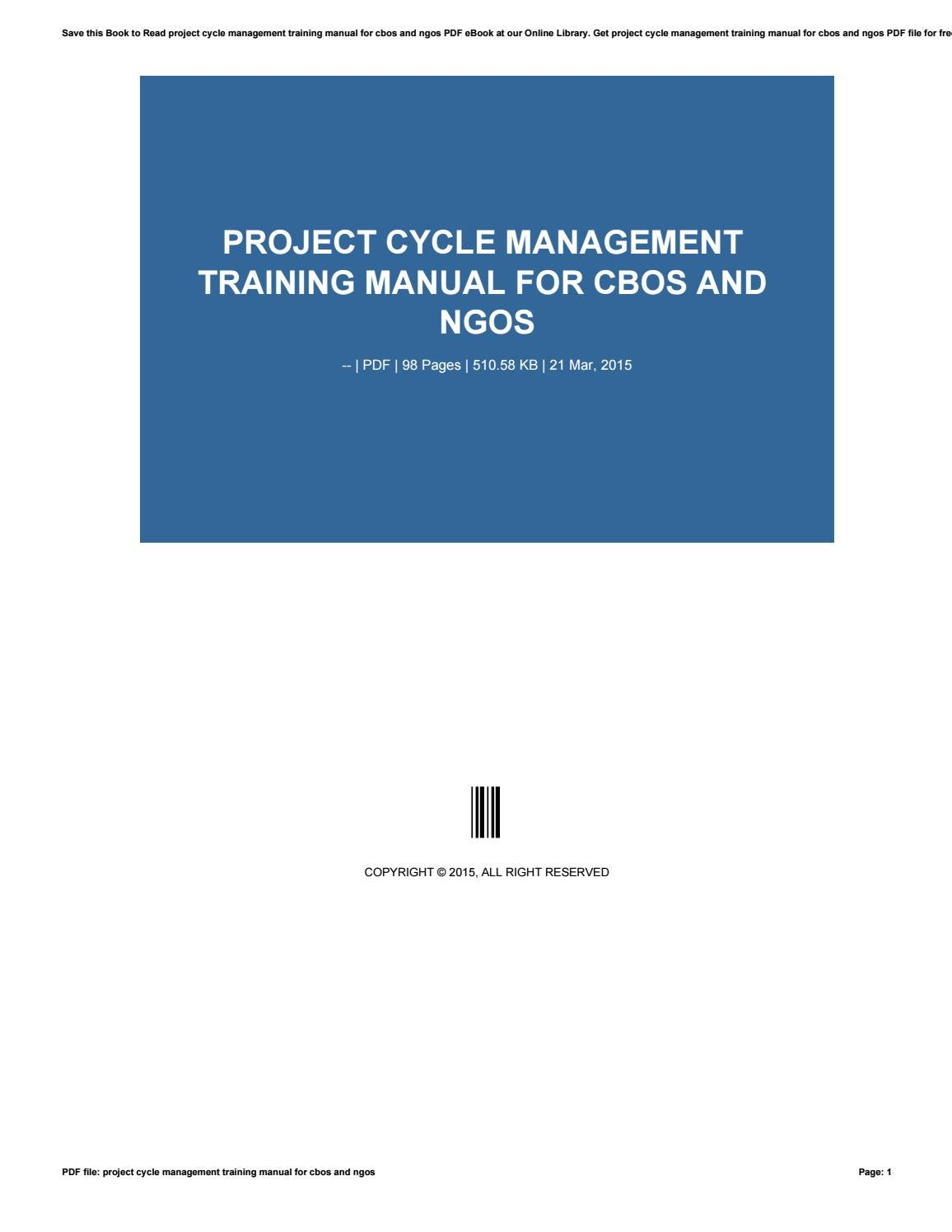 training manual for retail store manager