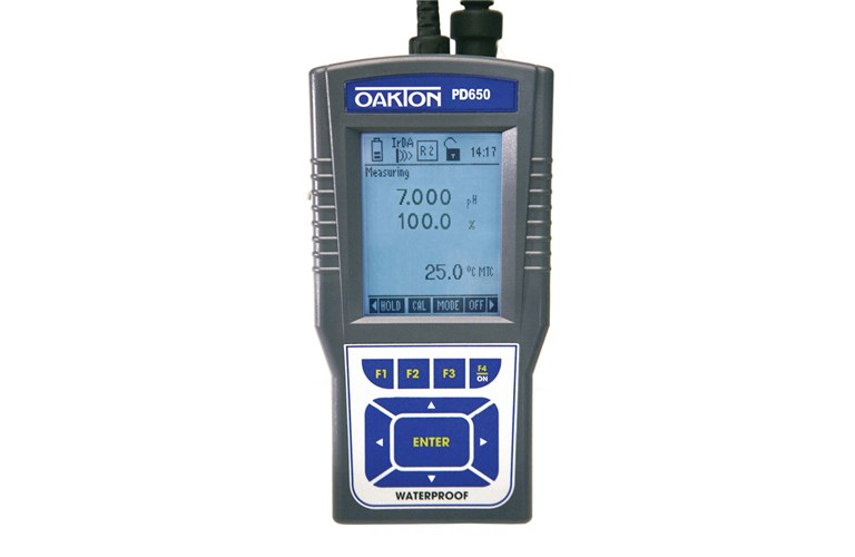 oakton ph 150 meter manual