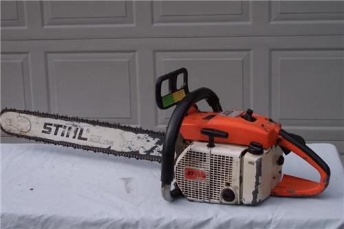 stihl chainsaw service manual free pdf