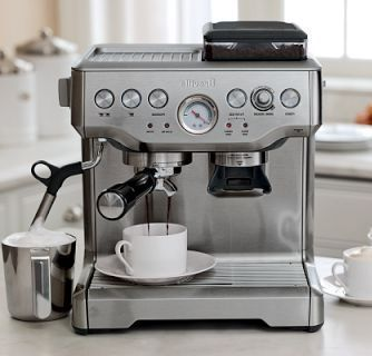 breville 800 coffee machine manual