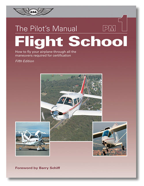 aviation theory centre flying training manual