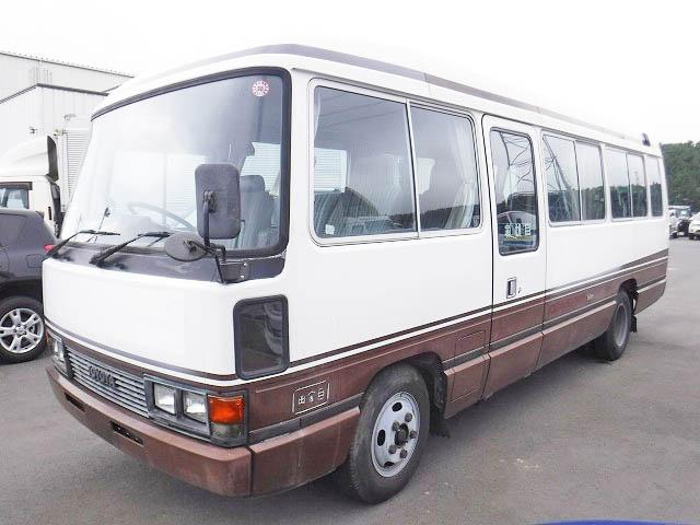 1992 toyota white coaster bus service manual
