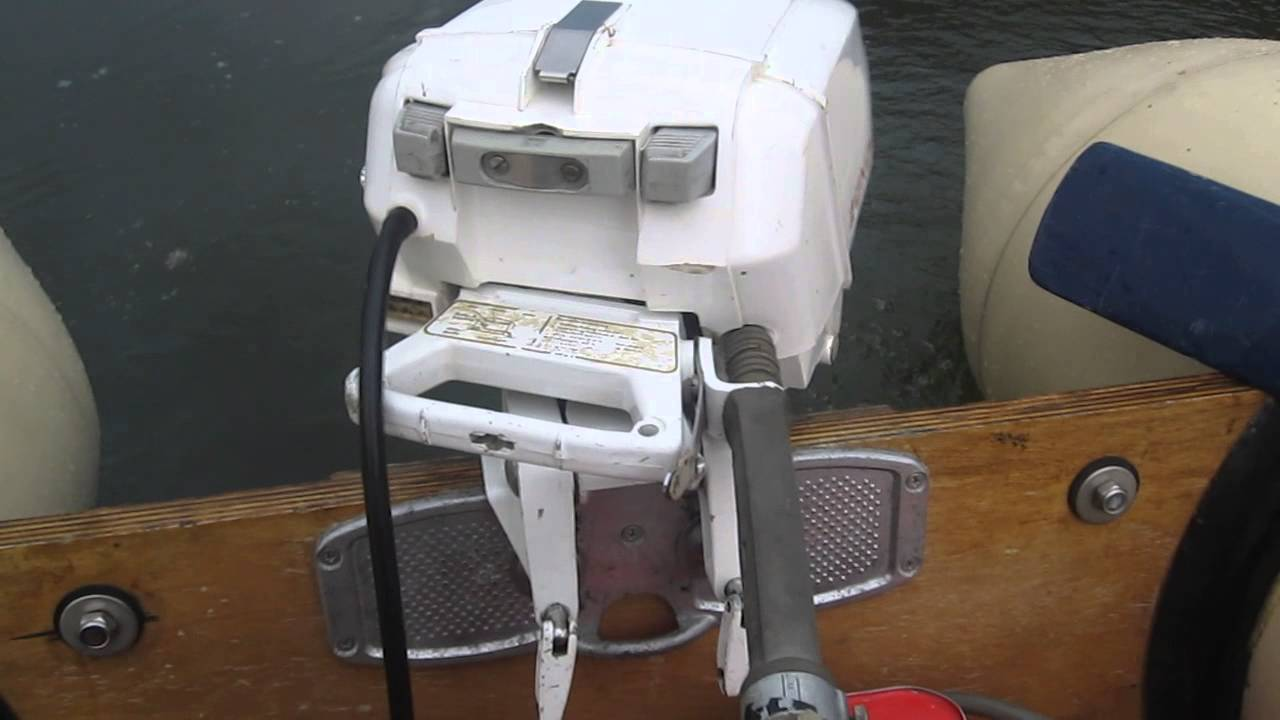 yamaha 6hp outboard owners manual