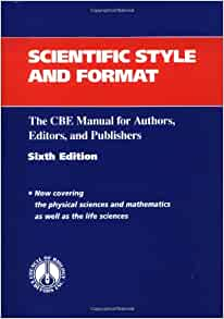 style manual for authors editors and printers 6th edition online