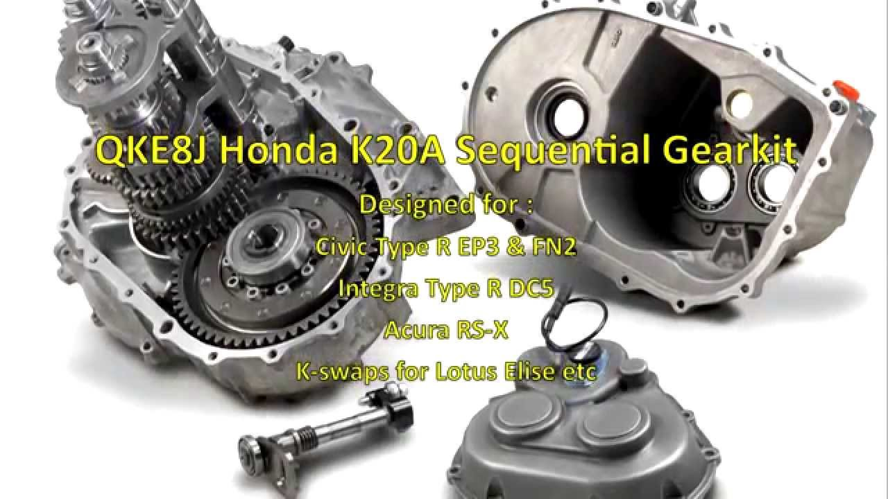 manual or automatic for sequential gearbox