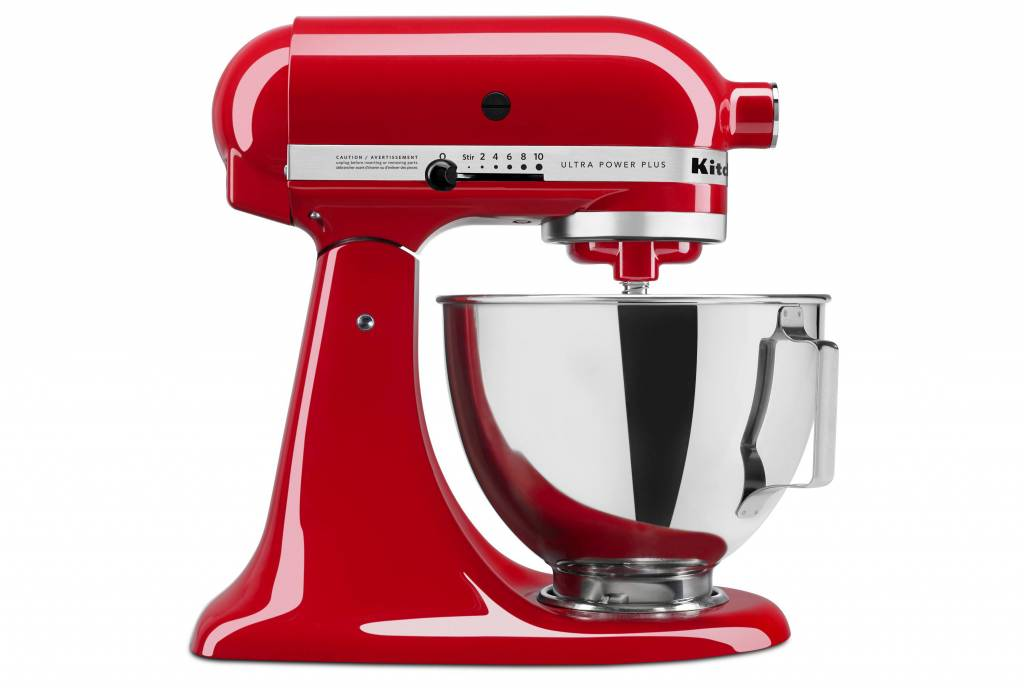 kitchenaid ultra power stand mixer manual