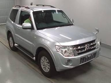pajero montero shogun workshop manual