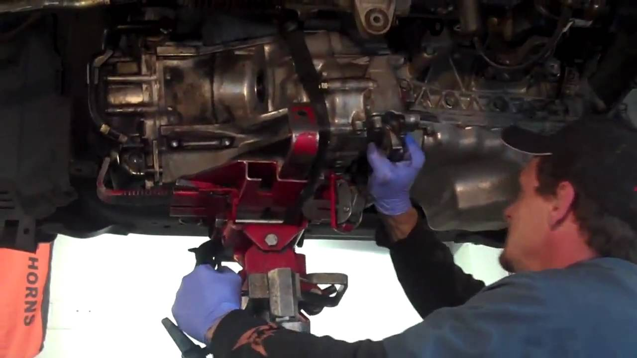 how often to change transmission fluid manual
