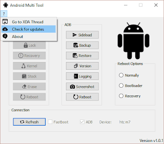 redlotus open source huawei update tool for manual updates