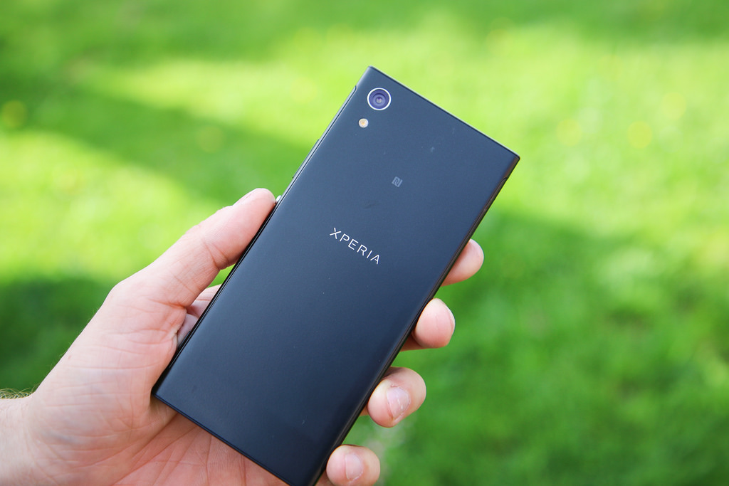 instruction manual for xperia xa1 mobile phone