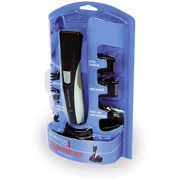 remington all in one grooming kit manual