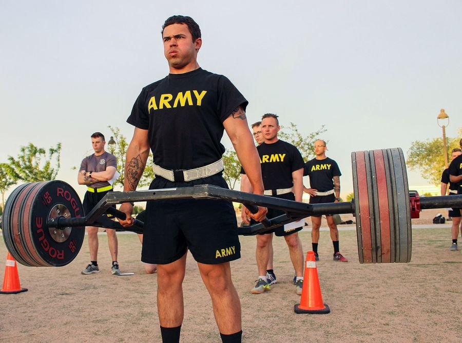 army physical fitness test manual