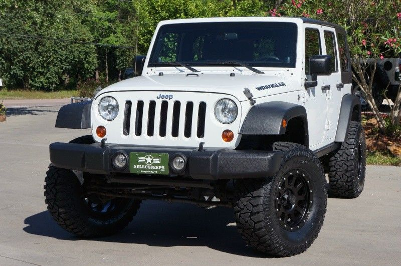 cheap jeeps manual black and white