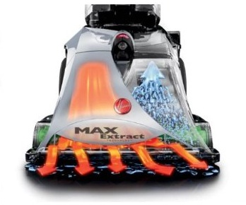 hoover platinum collection carpet cleaner max extract manual