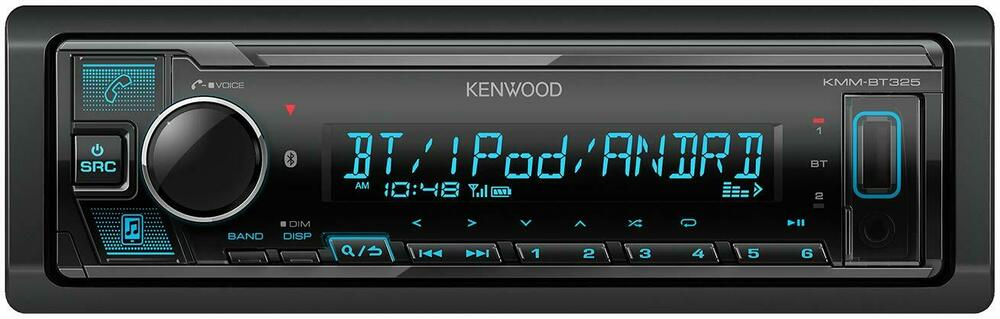 kenwood car bluetooth stereo manual